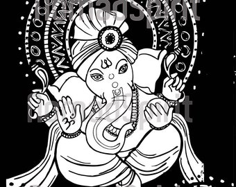 Mid Century Taj Mahal Goldtone Scenic Cuff Links with Elephant