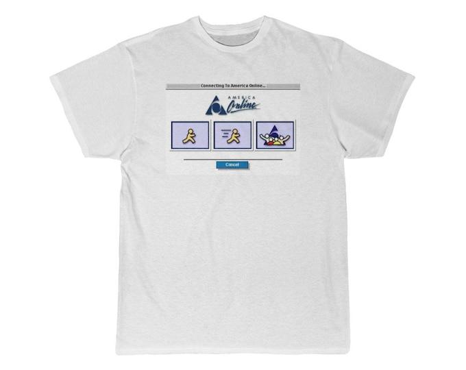AMERICA ONLINE | AOL Men's Short Sleeve Tee
