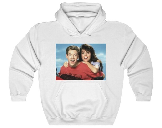 Saved by the Bell NEW  Unisex Heavy Blend Hooded Sweatshirt