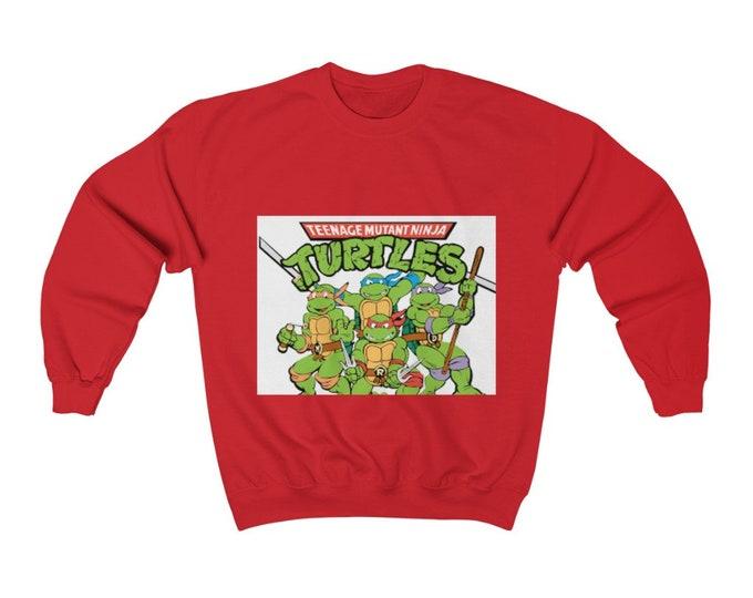 TEENAGE MUTANT NINJA Turtles | Unisex Heavy Blend Crewneck Sweatshirt