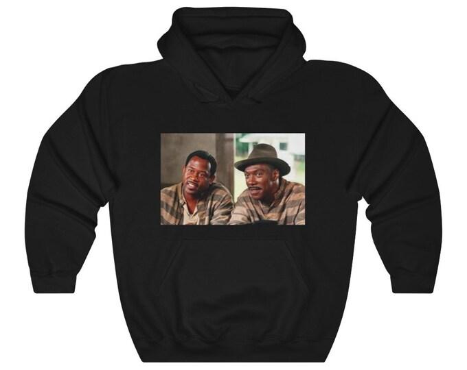 LIFE MOVIE | Eddie Murphy & Martin Lawrence Unisex Heavy Blend Hooded Sweatshirt