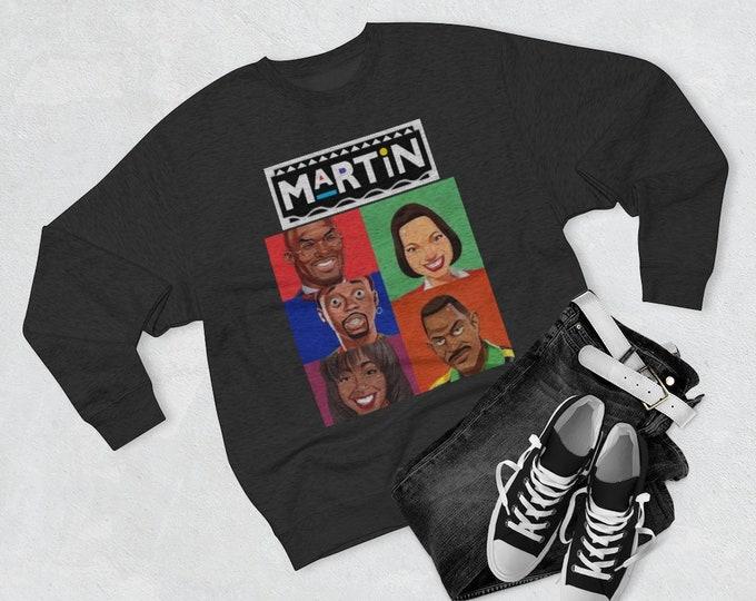 Martin Unisex Premium Crewneck Sweatshirt