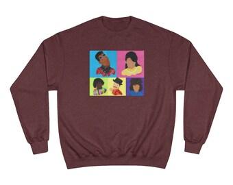 A DIFFERENT WORLD Champion Sweatshirt