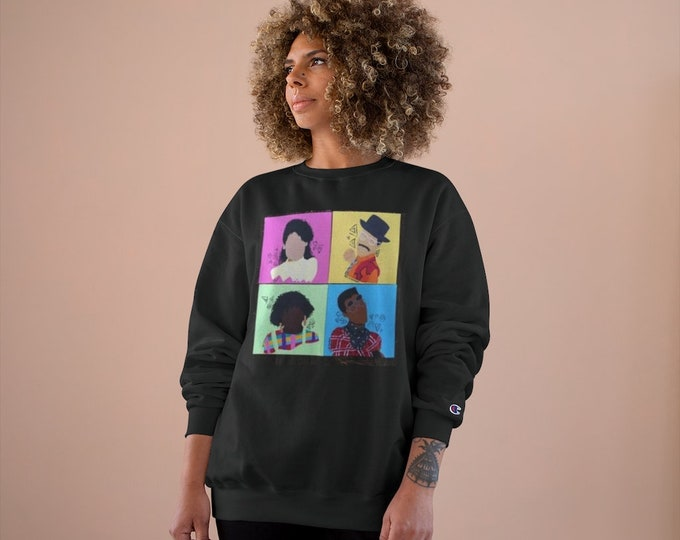 A DIFFERENT WORLD Champion Sweatshirt