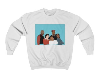 MARTIN TV SHOW | Unisex Heavy Blend Crewneck Sweatshirt