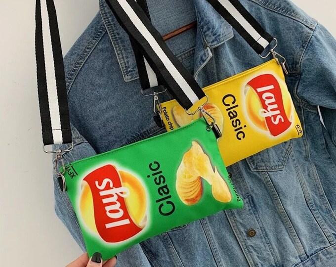 Lay's Purse Bag