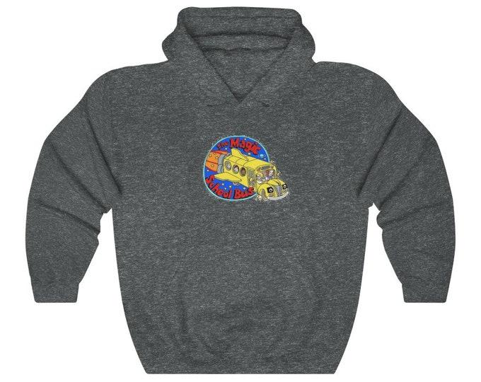 The Magic School Bus | Unisex Heavy Blend Hooded Sweatshirt