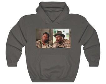 LIVE MOVIE | Eddie Murphy & Martin Lawrence Unisex Heavy Blend Hooded Sweatshirt