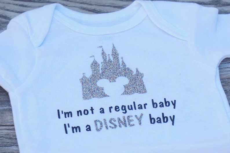 Disney baby bodysuit
