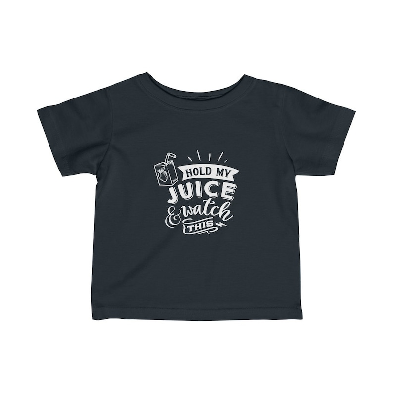JuiceWatch This Infant Fine Jersey Tee