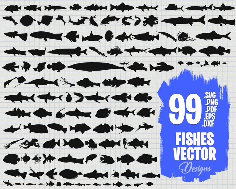 Download Cricut 99 Fishes Svg Deisgn Lake Svg Fishing Hook Svg Bass Fish Svg Fish Clipart Svg File Fish Silhouette Cut Files Clip Art Art Collectibles 330 Co Il
