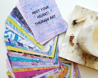 Get Your Spark Back: Motivational Card Deck