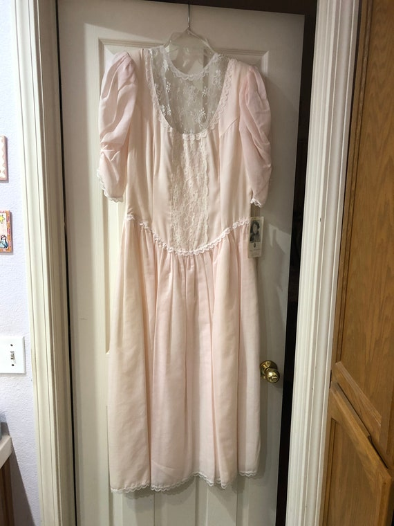 BNWT GUNNE SAX Vintage Dress!