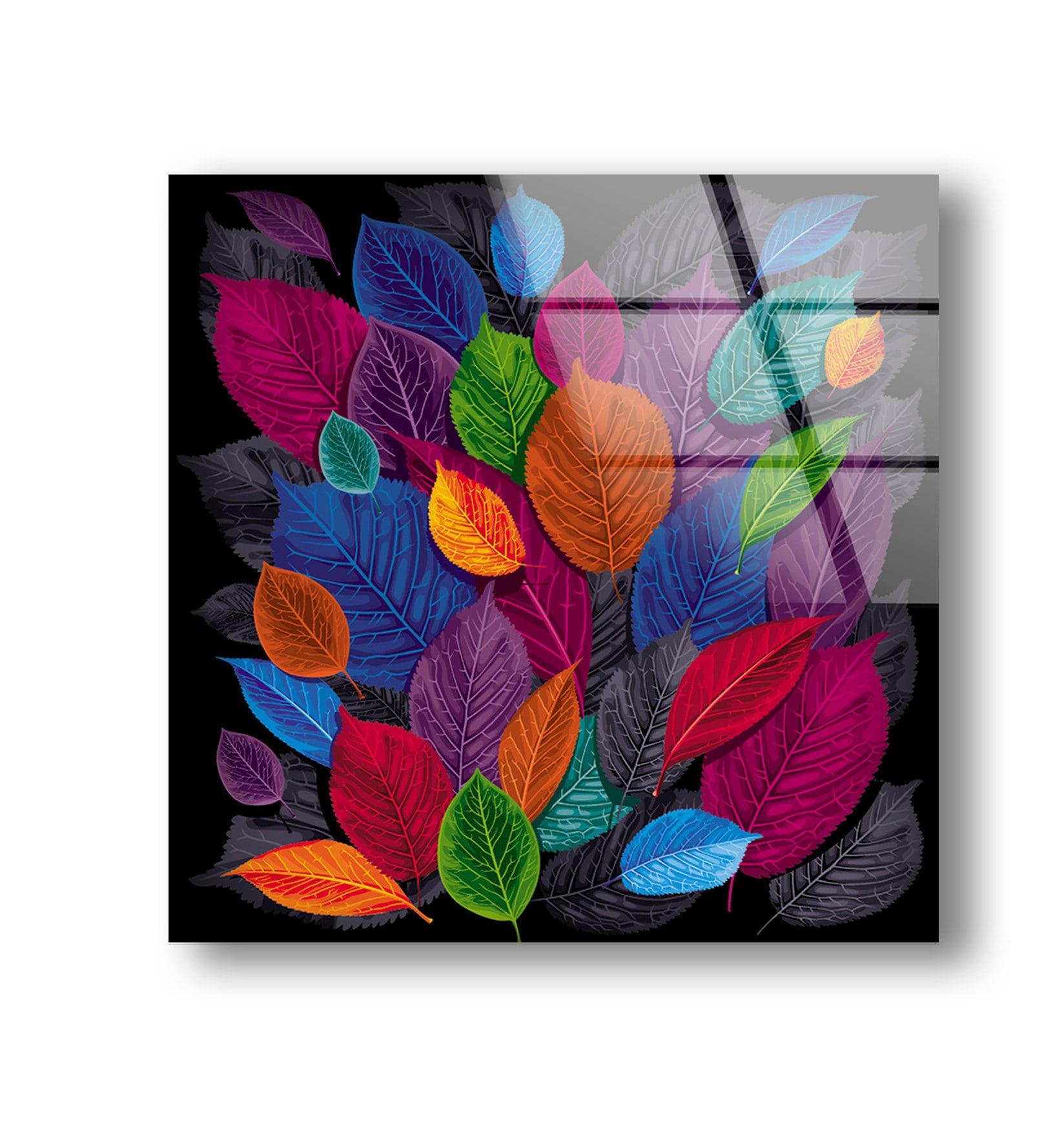 Glass printing wall art Wall Decor Woman Modern