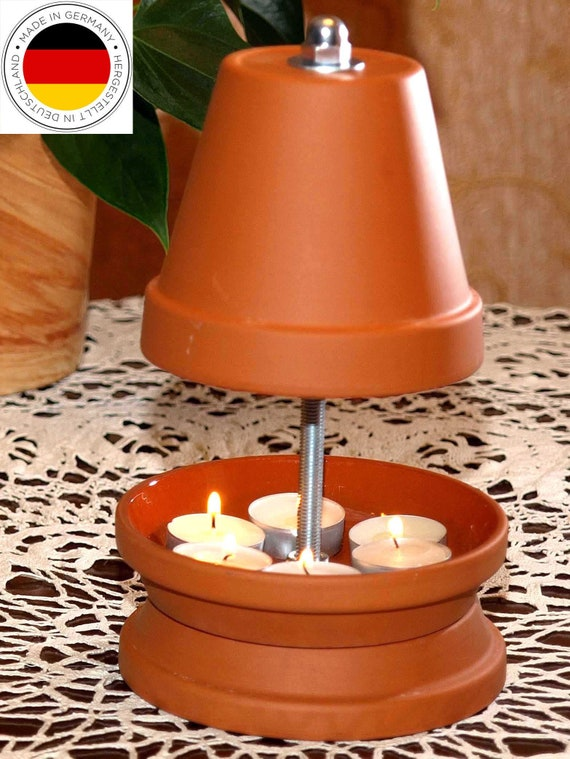 Tealight Oven For Up To 6 Tealights Tealight Heating Tealight Etsy