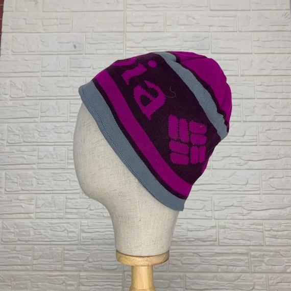 Vintage Columbia Beanie Hats Snow Hats Size 24.5~2