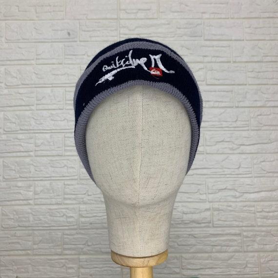 Vintage Quiksilver Beanie Hats Winter Hats Size 23