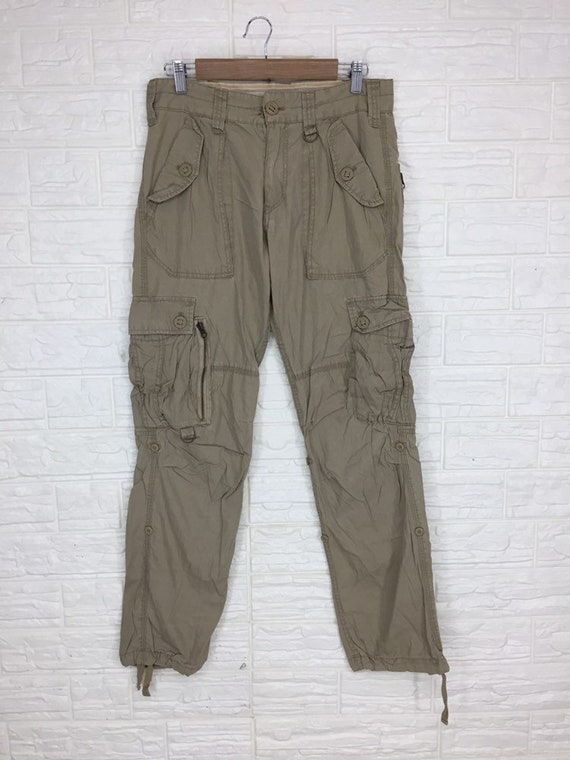Vintage Dickies Cargo Pant Tactical Pant Trousers