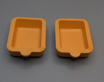 2 Replacement Steaming Trays (hand poured)