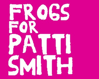 Frogs For Patti Smith by Louise M Hart - Paperback Poetry Collection