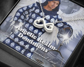 Dominions-Angelic Realms Infinity Necklace