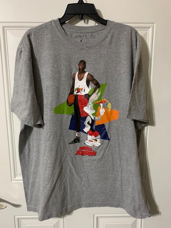 Space Jam T-shirt.