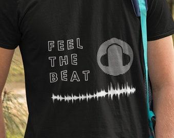 Headphones t shirt | Etsy