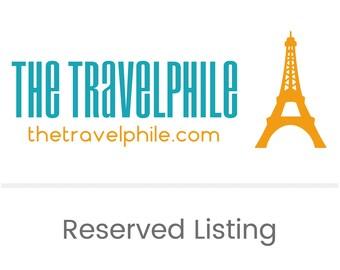 Reserved Listing | Melissa M