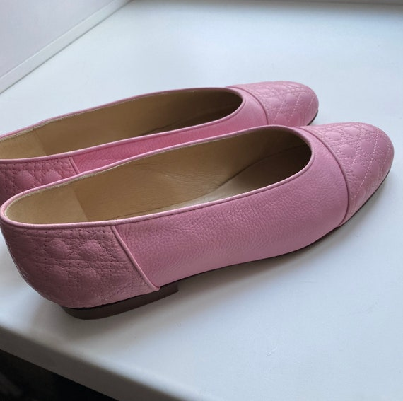 Dior lady shoes