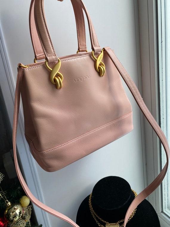 Ungaro leather bag