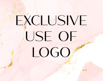 LOGO ADD-ON - Exclusive Use of Logo