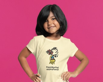 Presidential Aspirations Youth T Shirt