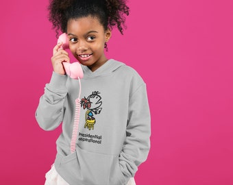 Presidential Aspirations Youth Hoodie