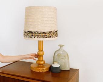 Mid-Century Modern Table Lamp by Temde 1960s, Mid Century Design Art Lights Lamp