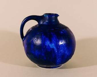 Otto Wichmann Studio Ceramic Vase/Krug Art Pottery 1960, Mid Century Design