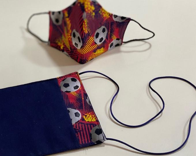 FUTBOL Pack for COLE Mask plus Bag School