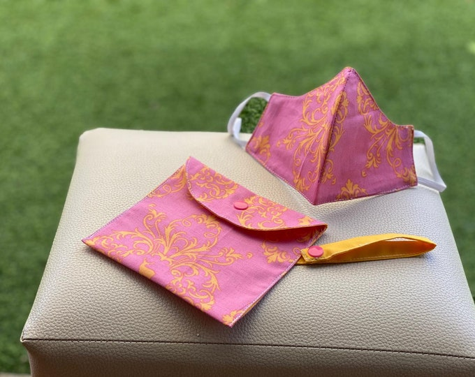 Pack mask and bag transport / guard 100% cotton Torera