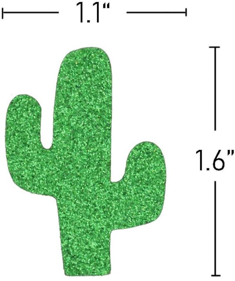 Cactus Party Decor Cactus Party Cinco De Mayo Fiesta Party Decor Llama Party Fiesta Birthday Decorations Cactus Party Confetti