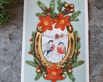 1970 handmade porcelain Wichtel family must not be missing in Norway for Christmas.
