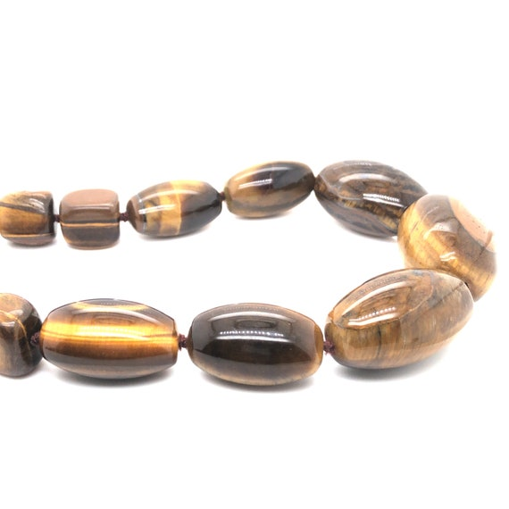 Tiger Eye Necklace.
