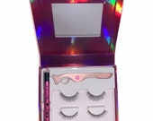 Weekday self-adhesive magic eyeliner eyelash kit