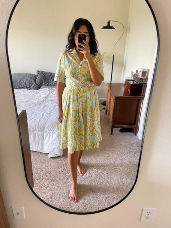 50's swing dress - image 2