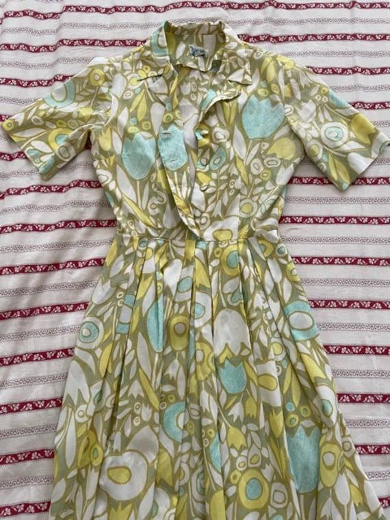 50's swing dress - image 3