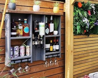 Wine & Spirit Rack
