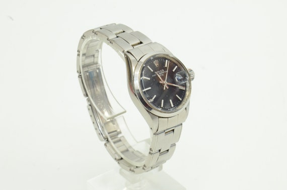 Authentic Rolex Oyster Perpetual Watch Women's 196