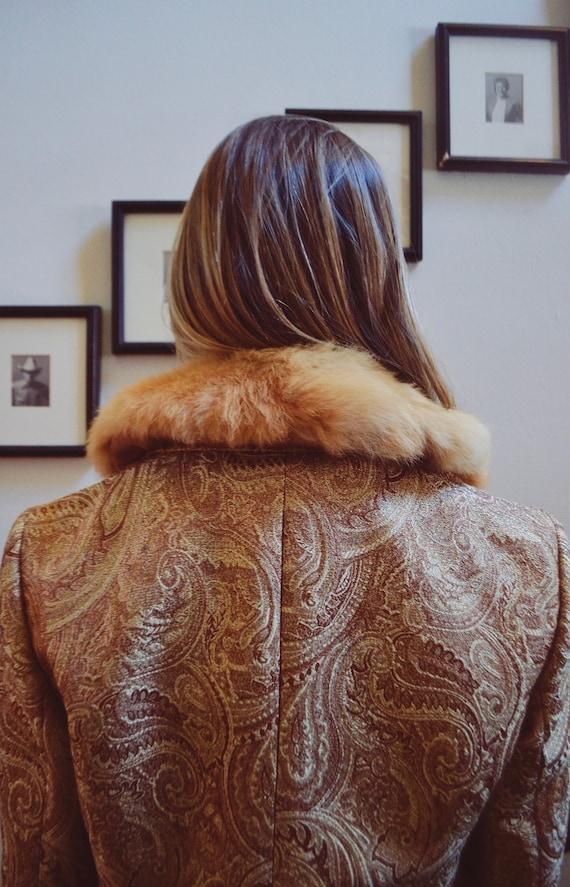 1960s Paisley Jacket - image 2