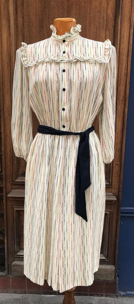 Louis Féraud women's shirt dress
