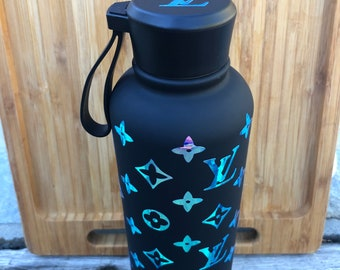 Fashion Water Bottle Etsy