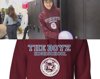 The Boyz Christmassy MV Shirt *PRE ORDER*