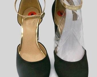 promises rainbow block sandals